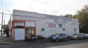 巴克斯代尔餐馆孟菲斯, TN 库存图片