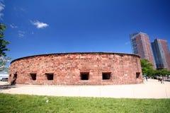 克林顿堡垒 库存照片