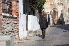 克桑西,希腊 库存图片
