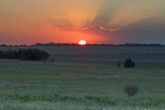 克留格尔国家公园,普马兰加省,南非 免版税图库摄影