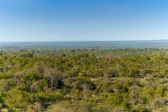 克留格尔国家公园,普马兰加省,南非 免版税库存图片