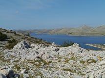 克罗地亚国家公园 免版税图库摄影