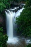 克罗地亚国家公园plitvice瀑布 库存照片