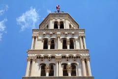 克罗地亚已分解 免版税库存照片