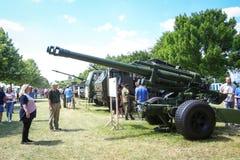 克罗地亚武力的第26周年 免版税库存图片