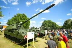克罗地亚武力的第26周年 免版税图库摄影