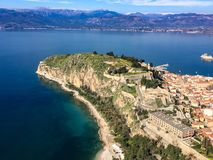 克罗地亚的风景 库存图片