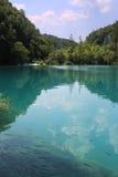 克罗地亚自然和风景 欧洲旅行 旅行癖 免版税库存图片