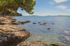 克罗地亚 免版税库存照片