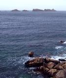 克罗地亚elaphiti海岛 图库摄影