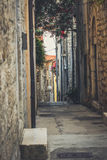 克罗地亚ii 免版税库存照片