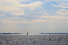 克罗地亚kornati国家公园 图库摄影