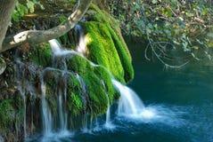 克罗地亚krka国家公园 免版税库存照片