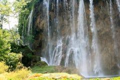 克罗地亚Plitivice公园 免版税图库摄影
