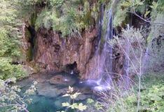 克罗地亚Plitvice湖国家公园 免版税图库摄影