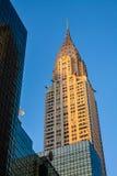 克莱斯勒大厦 免版税库存图片