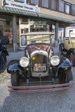 1928年克莱斯勒敞篷车(加拿大) 免版税库存照片