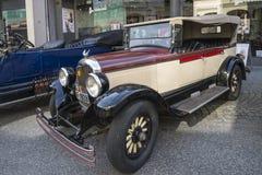 1928年克莱斯勒敞篷车(加拿大) 免版税库存图片