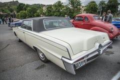 1964年克莱斯勒皇家冠小轿车 库存图片