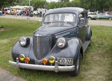 1938年克莱斯勒皇家汽车 免版税库存照片