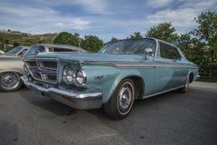 1964年克莱斯勒300小轿车 免版税库存图片
