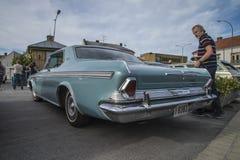 1964年克莱斯勒300小轿车 库存图片