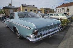 1964年克莱斯勒300小轿车 免版税图库摄影