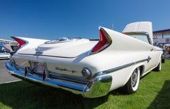 1960年克莱斯勒300汽车 库存照片