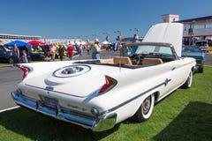1960年克莱斯勒300汽车 图库摄影