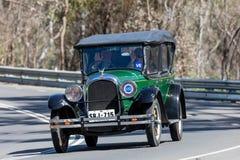 1926年克莱斯勒70游览车 免版税库存照片