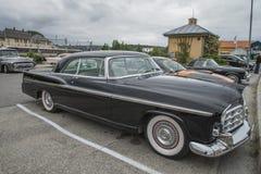 1956年克莱斯勒300B 免版税图库摄影