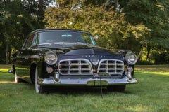 1955年克莱斯勒C 300 免版税库存图片
