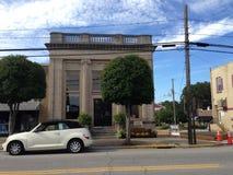 克莱顿银行 库存图片