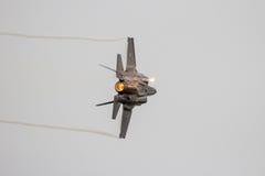 洛克西德・马丁F-35闪电II 图库摄影