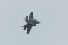 洛克西德・马丁F-35闪电II 库存照片