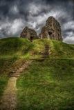 克赖斯特切奇城堡 库存照片