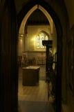 克赖斯特切奇大教堂 库存图片