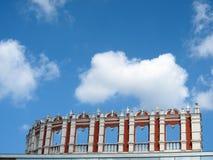 克里姆林宫入口  免版税库存图片
