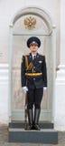 克里姆林宫卫兵 免版税图库摄影