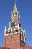 克里姆林宫和红场在莫斯科 免版税库存图片