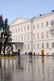 克里姆林宫在下诺夫哥罗德,俄罗斯 免版税库存照片