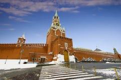 克里姆林宫在莫斯科 库存图片