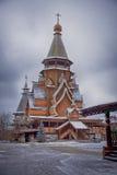 克里姆林宫在Ismailovo 库存照片