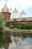 克里姆林宫在Izmailovo 库存照片