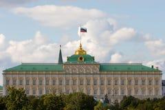 克里姆林宫宫殿总统 库存图片