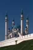 克里姆林宫清真寺 免版税库存照片