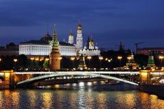 克里姆林宫莫斯科 科教文组织世界遗产站点 图库摄影