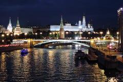 克里姆林宫莫斯科 科教文组织世界遗产站点 免版税库存照片