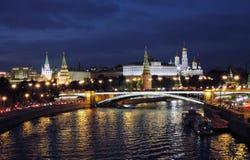 克里姆林宫莫斯科 科教文组织世界遗产站点 免版税库存图片