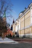 克里姆林宫莫斯科 科教文组织世界遗产站点 库存照片